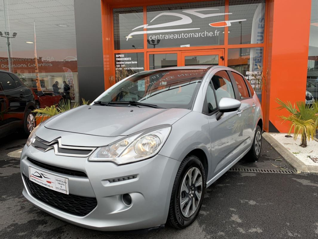 Citroën C3 SOCIETE BLUEHDI 100 SetS CONFORT